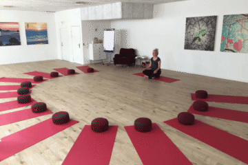 Living From The Heart & Bringing Light To The World — Næstved, Denmark