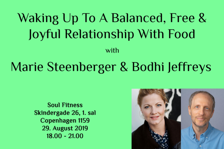 Waking Up to a Balanced, Free and Joyful Relationship with Food - With Marie Steenberger