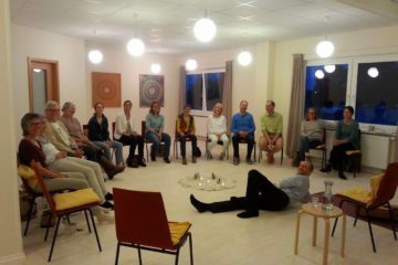 Living From The Heart & Bringing Light To The World — Flensburg, Germany