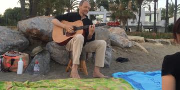 Marbella Beach Satsang