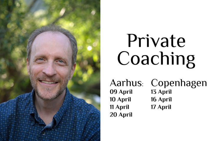 Private Coaching Sessions — Denmark