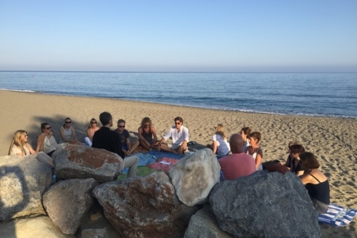 Harmony in Everyday Life - Beach Satsang